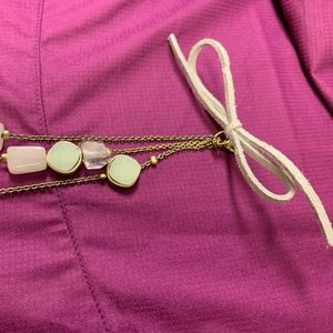 Hollister Jewelry - Hollister Faux Stone Bracelet
